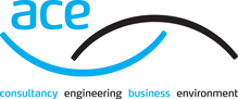 The Association of Consultancy and Engineering (ACE) logo