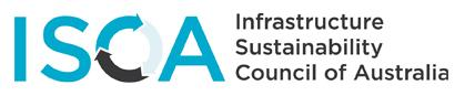 The Infrastructure Sustainability Council of Australia (ISCA) logo