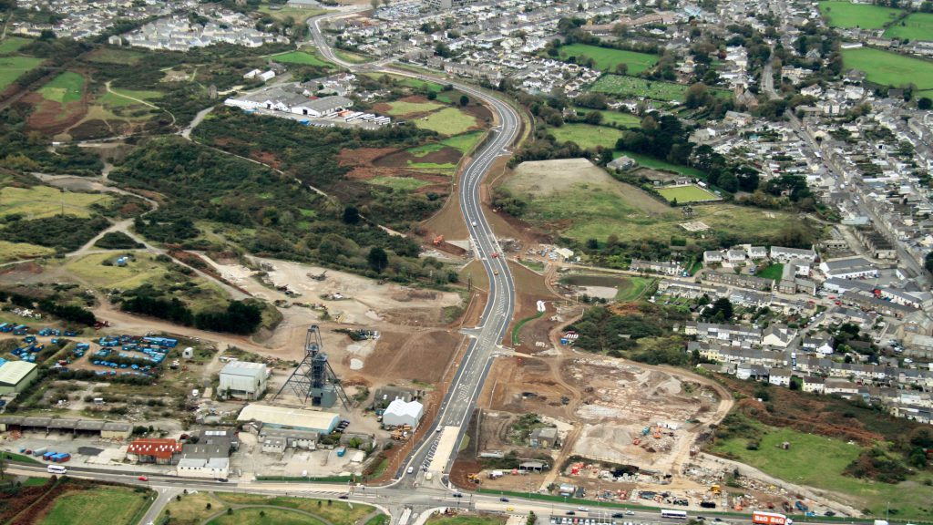 Camborne-Pool-Redruth East-West Link