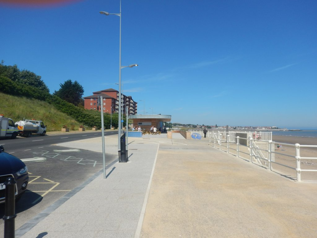 Colwyn Bay Waterfront Project Phase 2
