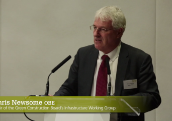 Chris Newsome of the Green Construction board
