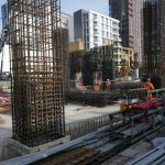 Northern line extension foundations