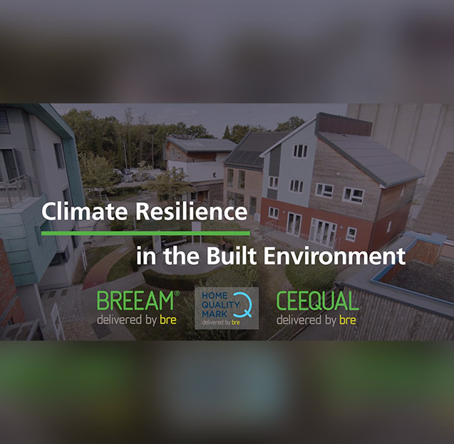 Climate Resilience in the built environment Thumbnail