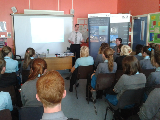 Presentation delivered to St Ciarans High School
